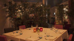 Villa9trois restaurant Montreuil Villa 93